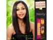 """Extensions à clips en cheveux naturels remy """"Magic Yaky"""" (8 pièces) Janet Collection"""