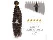 """Tissage brésilien bouclé Classic Curls Vierge Remy 55 centimètres (22"""")"""