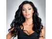 Coiffure ondulée style Body Waves - Exemple 1