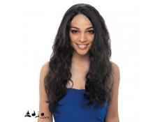 Lace Wig Brésilienne Ondulée Body Waves Vierge Remy 22 Janet Collection