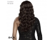 Perruque indétectable Lace Wig synthétique Juicy Vivica Fox - Couleur FS1B/30