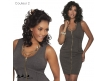 Perruque indétectable Lace Wig synthétique Joanna Vivica Fox Hair Collection