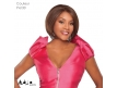 Perruque invisible Lace Wig synthétique lissable Thandi Vivica Fox