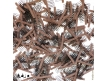 Petits Peignes Marrons pour Fixation Perruque Lace Wigs