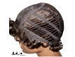 Bonnet Perruque Brésilienne cheveux Remy hair Kandio