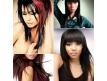 Encore des exemples de coiffures 14 pouces