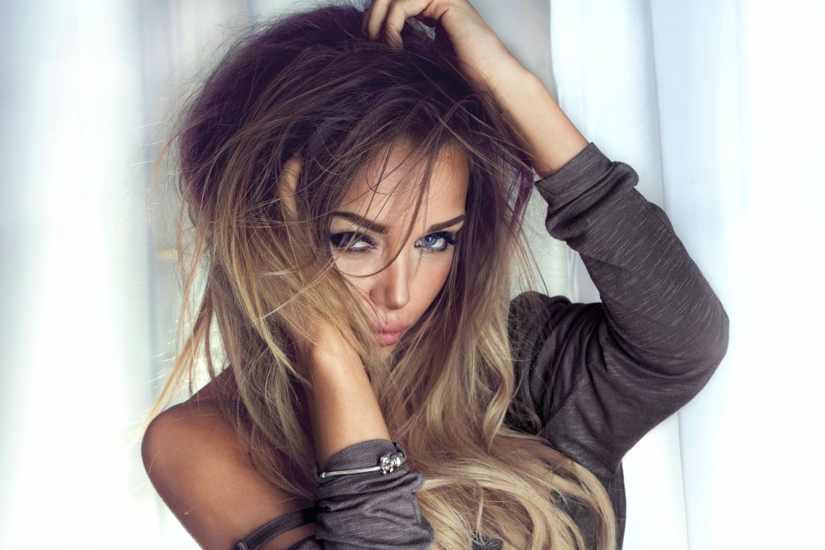 Bronde Coloration Cheveux Adjocom