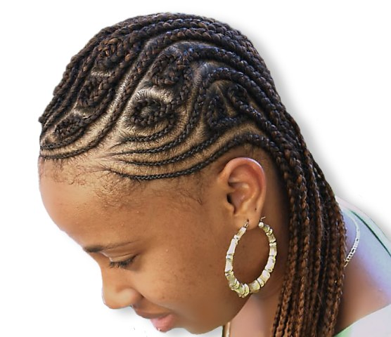 Top CORNROW : la tresse africaine - Adjocom DW71