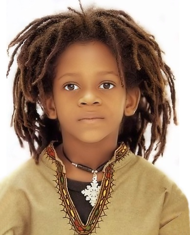 Dreadlocks Enfant child kid
