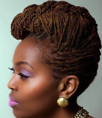Sisterlocks Coiffure Afro Coiffure Afro Sisterlocks Sisterlocks micro braid