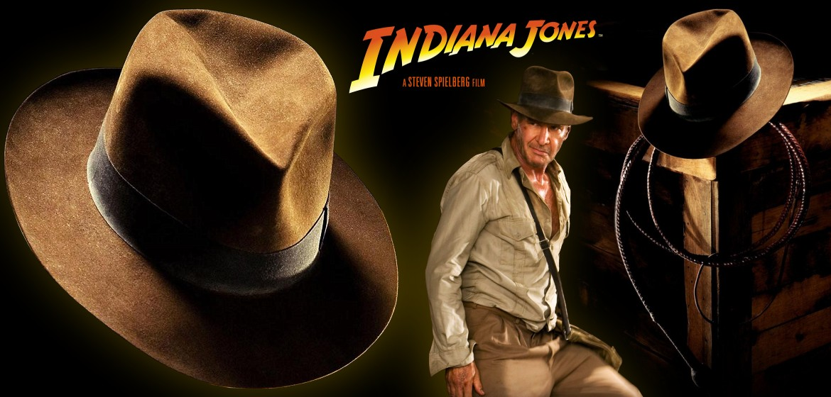 Chapeau Fedora Indiana Jones