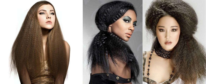 gaufr s cheveux gaufr s technique et photos adjocom. Black Bedroom Furniture Sets. Home Design Ideas