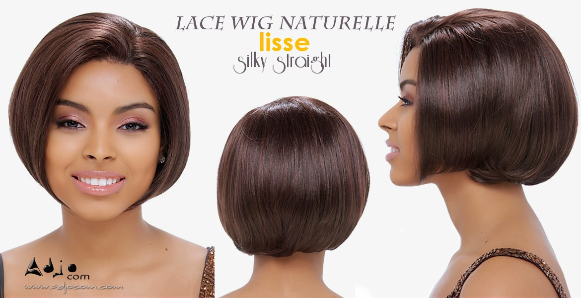 Perruque invisible Lace Wig CHERI JANET COLLECTION