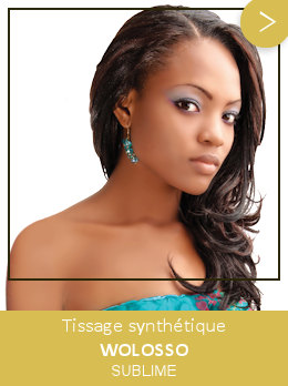 tissage synthétique wolosso SuBlime