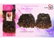 Tissage Cheveux Synthétiques Silky Wave SuBlime New Golden AMINA