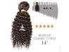 Tissage brésilien bouclé Classic Curls Vierge Remy 14