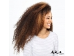 Exemple de coiffure avec boucles classiques Curls