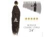 Tissage brésilien bouclé Classic Curls Vierge Remy 24