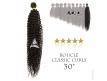 """Tissage brésilien bouclé Classic Curls Vierge Remy 75 centimètres (30"""")"""