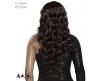 Perruque indétectable Lace Wig synthétique Juicy Vivica Fox - Couleur FS1B/30