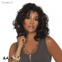 Perruque invisible Lace Wig synthétique Joanna Vivica Fox