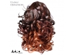 Perruque invisible Lace Wig EOS - Couleur OEM4/33/30