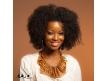 Coiffure Afro Kinky - Cheveux Brésiliens bouclés Kinky