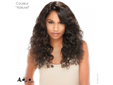 Perruque Lace Wig Brésilienne - Cheveux brésiliens naturels bouclés vierges et remy - SENSATIONNEL