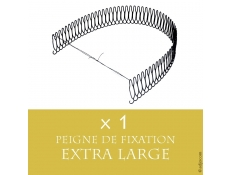 Peigne de fixation Perruque Extra Long