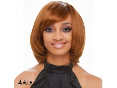 Pack de tissages cheveux semi-naturels lisses New Layer