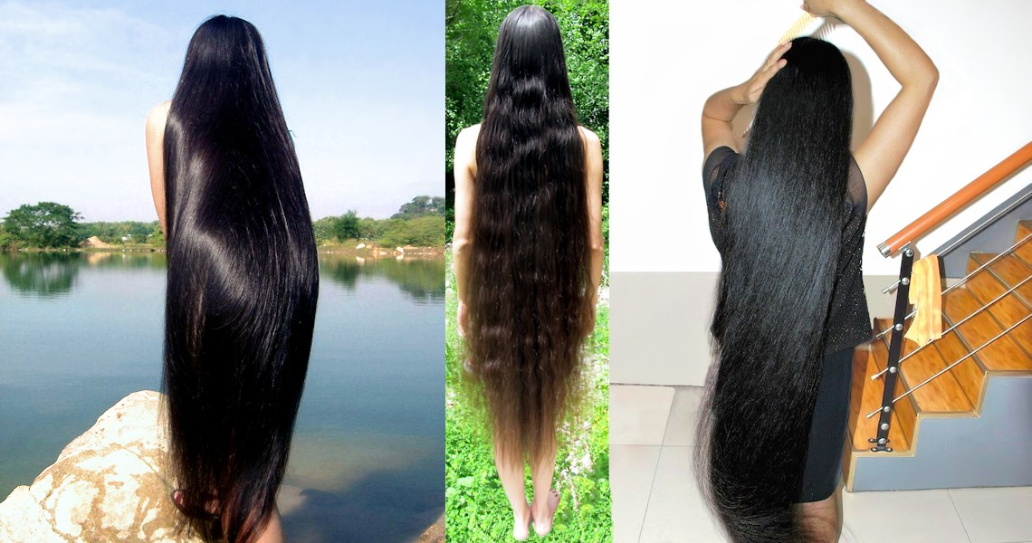 Cheveux Longs CALF LENGHT Hairs CL 1