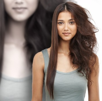 Cheveux poreux et coloration