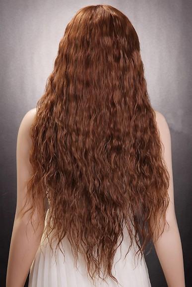 Mes longs cheveux descendants