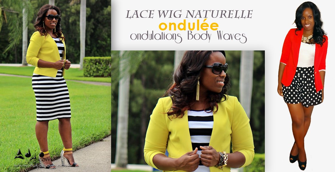 Perruque invisible Lace Wig UTOPIA JANET COLLECTION