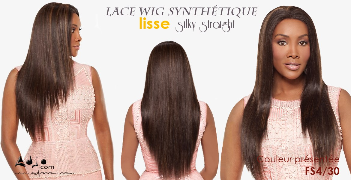 Perruque invisible LACE WIG SWEEN Wig VIVICA FOX HAIR