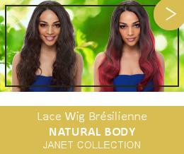 Lace Wig brésilien